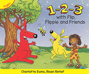 1-2-3 with Flip, Flippie and Friends