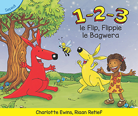 1-2-3 le Flip, Flippie le Bagwera
