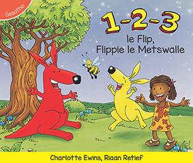 1-2-3 mmoho le Flip, Flippie le Metswalle