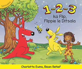 1-2-3 ka Flip, Flippie le Ditsala