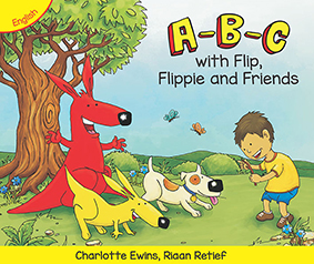 A-B-C with Flip, Flippie and Friends