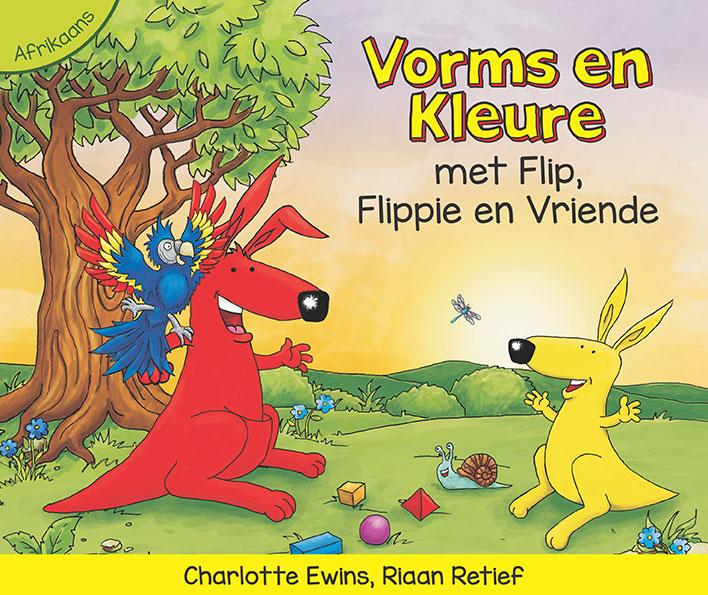 Vorms en Kleure met Flip, Flippie en Vriende