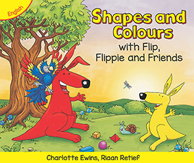 Shapes and Colours with Flip, Flippie and Friends