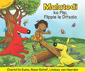 Malatodi ka Flip, Flippie le Ditsala