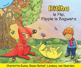 Ditlha le Flip, Flippie le Bagwera
