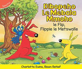 Dibopeho le Mebala mmoho le Flip, Flippie le Metswalle