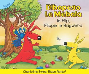 Dibopego le Mebala le Flip, Flippie le Bagwera