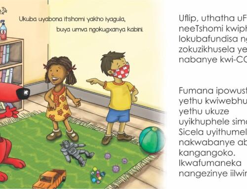 Masiyoyise i-Coronavirus (Let's Beat this Coronavirus, isiXhosa edition) – Bhekela kwabanye